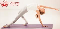 Занятия йогой в йога-клубе «СатНам». 8 направлений на выбор!
