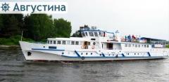 Прогулка на теплоходе люкс-класса по Москве-реке от компании «Августина»