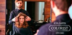 Стрижка, уход за волосами, окрашивание и не только в студии Ильи Сафина Color1st