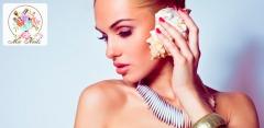 Маникюр и педикюр с покрытием, наращивание ресниц, макияж в Mix Nail's & Beauty