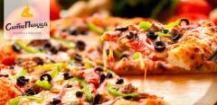Любые блюда и напитки в 6 пиццериях «Сити Пицца»: пицца, суши, закуски, салаты