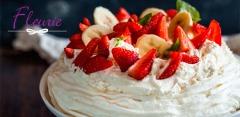 Заказ торта из каталога или по собственному эскизу от кондитерской Fleurie