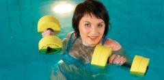 Абонемент на 9 занятий фитнесом и аквааэробикой в клубе «ФитОлимпе»