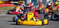 Один или два 10-минутных заезда на карте от клуба Kart Racing Club