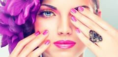 Услуги ногтевого сервиса в салоне «Такие девочки»: маникюр, педикюр, покрытие