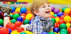 Целый день в детском центре «Супер-пупер» с посещением любых аттракционов