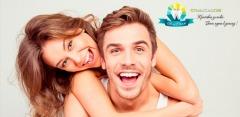 Услуги клиники «Голд Стом»: чистка и отбеливание зубов, лечение кариеса