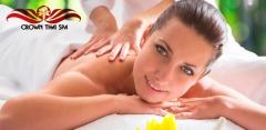 Spa-программа «Райское наслаждение», тайский массаж и отдых в соляной пещере