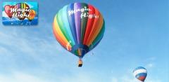 Полет на воздушном шаре и развлекательная программа в клубе Magic Flight