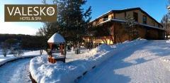 До 6 дней с возможностью продления в комплексе Valesko Hotel & Spa в Подмосковье