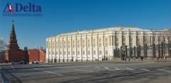 Выставка «Алмазный фонд» + экскурсия по Арбатской площади, Воздвиженке от Delta