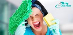 Комплексная уборка квартиры от специалистов клининговой компании Clean House