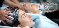 Уход за волосами в студии Princess: стрижка, окрашивание, Botox и не только