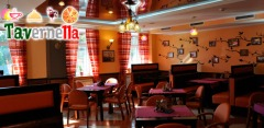 Проведение банкета или все меню и напитки в ресторане Tavernella