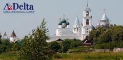 Автобусные туры по России с проживанием и питанием от компании Delta
