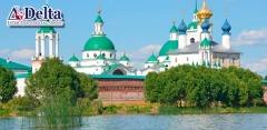 Интересные экскурсии в Ярославль, Ростов Великий, Серпухов от компании Delta