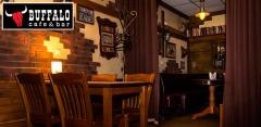 Ресторан Buffalo: любые блюда и напитки, а также проведение банкета!