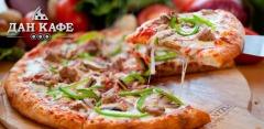 Любые блюда + доставка в сети ресторанов «Дан-кафе» за полцены