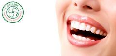 Удаление зубов, УЗ-чистка зубов с AirFlow, установка металлокерамической коронки