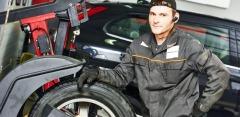 Шиномонтаж + экспресс-мойка и балансировка колес в автосервисе на «Тульской»