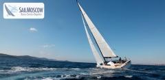 Услуги парусного клуба SailMoscow: прогулка на парусной яхте, обучение