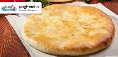 Осетинские пироги и пицца от пекарни «Пироги Терек»: от 3 до 14 штук