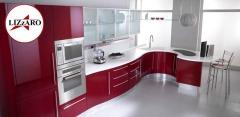 Шкафы, кухни, столешницы и стеллажи от Lizzaro: доставка, сборка и установка