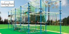 Посещение веревочного парка «Гамми Парк»