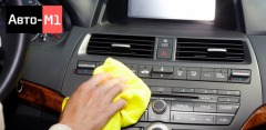 Абразивная полировка кузова или фар, комплексная химчистка салона автомобиля