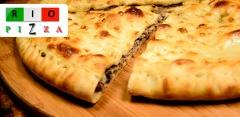 Осетинские пироги и пиццу от службы доставки Rio Pizza за полцены