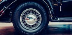 Шиномонтаж и балансировка четырех колес в автотехцентре «Авто-Реал Сервис»
