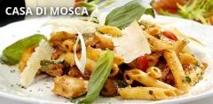 Всё меню и напитки + банкет в Casa di Mosca за полцены