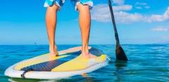 Прогулка на каяке, SUP-серфинг, виндсерфинг в cерф-клубе «Истра-Пятница»