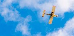 Обучение пилотированию и полет на самолете от клуба «Аэропрактика»