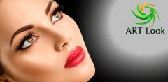 Перманентный макияж губ, бровей или век в технике на выбор, микроблейдинг бровей