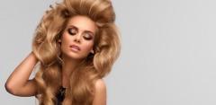 Стрижка, уход от Curex Therapy, окрашивание в имидж-студии Hairclub Moscow