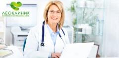 Обследование у врача-эндокринолога в медицинском центре Leoclinic