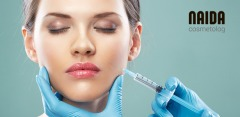 Инъекции «Диспорта» и «Ботокса», мезотерапия и другое в салоне Kosmetolog Naida