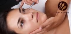 Ревитализация гиалуроновой кислотой лица, шеи или кистей рук в «Новоклиник»
