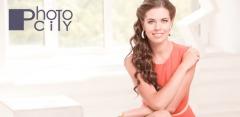 Профессиональная фотосессия или создание VIP-портфолио в фотостудии PhotoCity