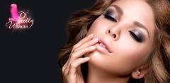 Мастер-классы «4 основных вида макияжа», «Восточный макияж», «Сам себе визажист»