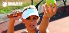Большой теннис в академии тенниса Tennis Group: 4 или 8 занятий!