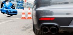 Установка видеорегистратора, парковочного заднего радара от «Бест Авто Тюнинг»