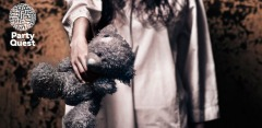 Участие в ужасающем квесте «Дом восковых фигур» в будни и выходные