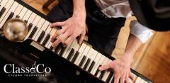 Занятия музыкой в студии творчества Class&Co: вокал, виолончель, ударные, гитара