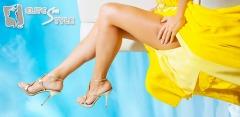 Лазерная эпиляция подмышек, ног, рук, зоны бикини в салоне красоты Elite Style