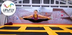 Свободные прыжки или занятия на развлекательных и профессиональных батутах
