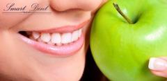 Отбеливание зубов и профессиональная гигиена полости рта в клинике «Смарт Дент»