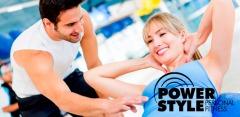 Тренировки и массаж в сети фитнес-студий Power Style