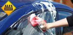 Химчистка салона, комплексная или экспресс-мойка авто на автомойке Alfa Garage